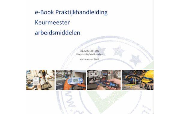 Kennis opdoen over keuren van arbeidsmiddelen en het borgen er van? Lees de handleiding / e-book over borgen van keuringen van ingenium de opleider.